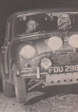 Rac1966rhe First Published July 2016 1966 RAC Rally
